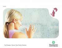 Pilkington Patterned Glass Brochure