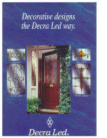 Download Our Decorative Glass Options Brochure